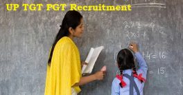 UP TGT PGT Recruitment 2021
